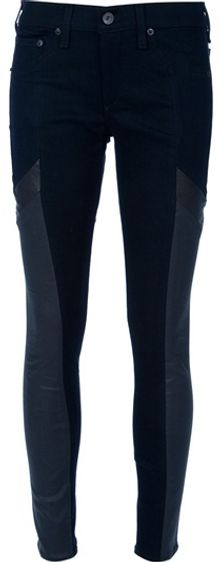 Rag & Bone The Grand Prix Jeans - Lyst