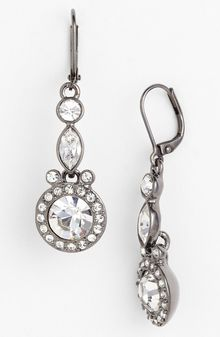 Givenchy Expose Drop Earrings - Lyst
