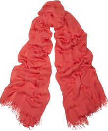 Donna Karan New York Modal and Silkblend Scarf - Lyst