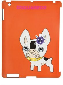 DSquared2 Dsquared Dog Printed Solid Ipad Cover - Lyst