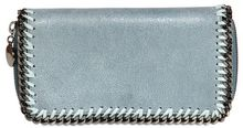 Stella McCartney Shaggy Faux Deer Wallet - Lyst