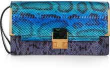 Lanvin Fold-over Clutch - Lyst