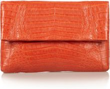 Nancy Gonzalez Crocodile Clutch - Lyst