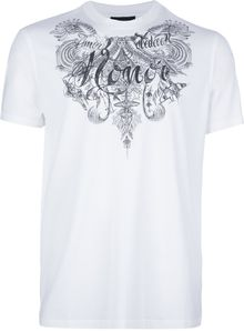 Givenchy Illustrative Print Tshirt - Lyst