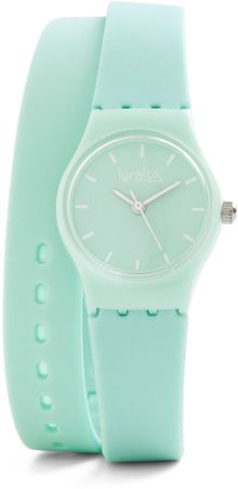 ModCloth The Time Is Bright Watch - Lyst