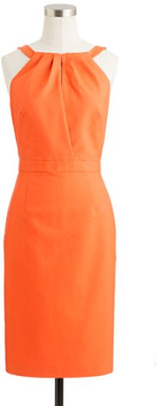 J.Crew Petite Maren Dress in Cotton Cady - Lyst