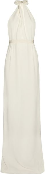 Giambattista Valli Twisted Crepe Gown - Lyst