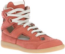 Maison Martin Margiela High Top Trainer - Lyst
