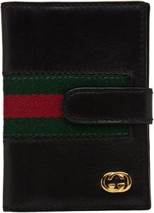 Gucci Mini Bi Fold Wallet - Lyst