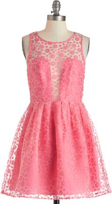 ModCloth Flowers Minutes Seconds Dress - Lyst