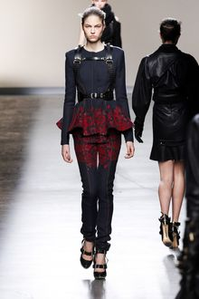 Prabal Gurung Fall 2013 Runway Look 19 - Lyst
