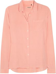 Levi's Washed-silk Shirt - Lyst