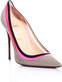 Christian Louboutin 100mm Paulina Shoes - Lyst