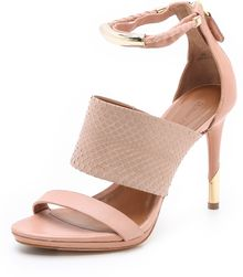 Rachel Roy Pavla Two Band Sandals - Lyst