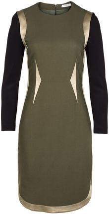 Givenchy Dress Grey - Lyst