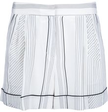 3.1 Phillip Lim Printed Shorts - Lyst