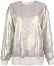 Stella McCartney Longsleeved Top - Lyst