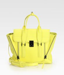 3.1 Phillip Lim Pashli Medium Satchel - Lyst