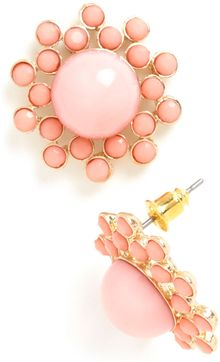 ModCloth Bright Burst Earrings - Lyst