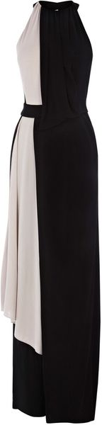 Karen Millen Beautiful Jersey Draping Dress - Lyst