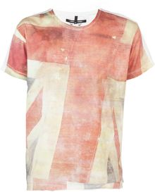Sons Of Heroes Union Flag Tee - Lyst