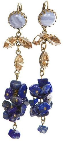Isabel Marant Hiro Idole Earrings - Lyst