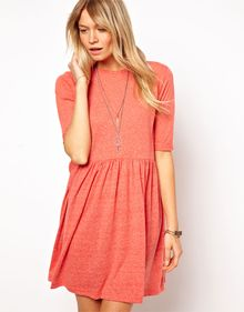 Asos Smock Dress in Nepi - Lyst