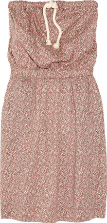 Aubin & Wills Porchester Libertyprint Cotton Dress - Lyst