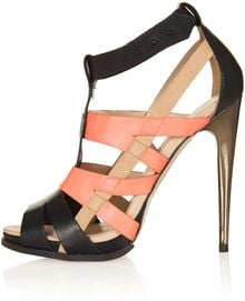Topshop Rafferty High Gladiator Sandal - Lyst