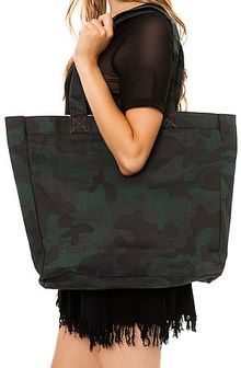 Nixon The Tree Hugger Tote - Lyst