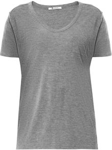 T By Alexander Wang Pocket T-shirt - Lyst