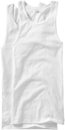 Gap Ribbed Tank 2pack - Lyst