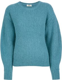 Acne Lillian Rib Sweater - Lyst