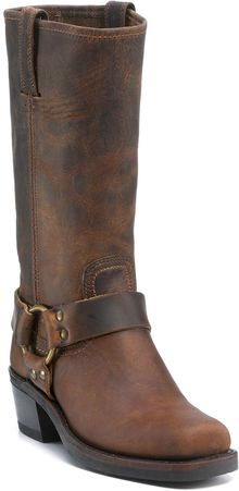 Frye Harness 12r Leather Riding Boots - Lyst