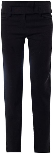 Isabel Marant Jerry Wool Boyfriend Trousers - Lyst