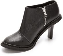 Cheap Monday Division Ankle Booties - Lyst