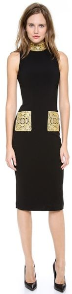 L'Wren Scott Sleeveless Dress - Lyst