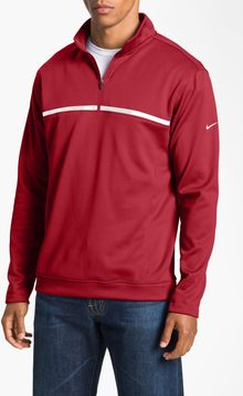 Nike Golf Thermafit Quarter Zip Pullover - Lyst