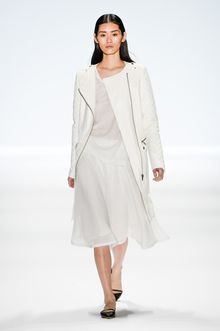 Richard Chai Spring 2014 Mid-Length A-Line Skirt - Lyst