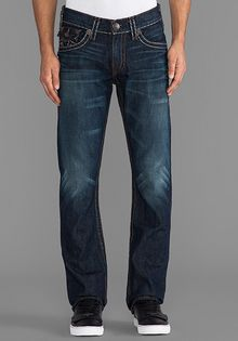 True Religion Ricky Single End Straight in Retribution - Lyst