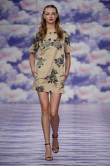 House Of Holland Spring 2014 Runway Look 9 - Lyst