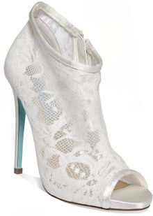 Betsey Johnson Rsvp Booties - Lyst