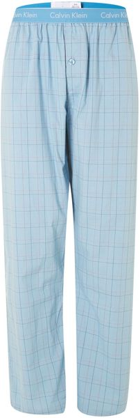 Calvin Klein Ridge Plaid Pant - Lyst