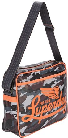 Superdry Superdry Mens Alumni Messenger Bag - Lyst