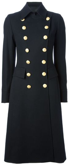 Pauw Double-breasted Coat - Lyst