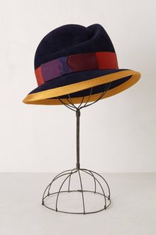 Yestadt Millinery Sunday Society Cloche - Lyst