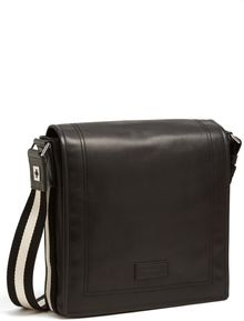 Bally Triar Plain Small Calfskin Messenger Bag - Lyst