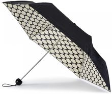 Lulu Guinness Lips Grid Tiny Umbrella Lips Grid Tiny Umbrella - Lyst