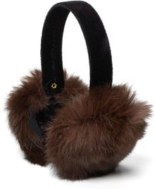 Surell Rabbit Earmuffs with Velvet Band - Lyst