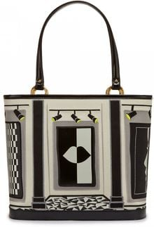Lulu Guinness  Medium Edith Art Gallery Bag - Lyst
